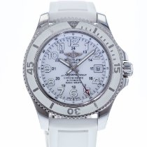 Breitling Superocean II 42 Steel 42mm White United States of America, Georgia, Atlanta