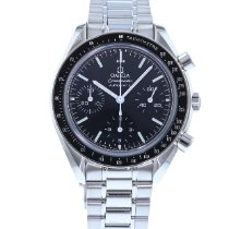 Omega Speedmaster Reduced Steel 39mm Black United States of America, Georgia