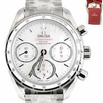 Omega Speedmaster Ladies Chronograph new 2010 Automatic Chronograph Watch only 324.30.38.50.55.001