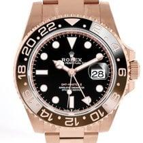 Rolex 126715CHNR-0001 Rose gold 2021 GMT-Master II 40mm new United States of America, New York, New York