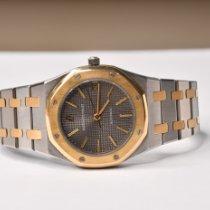 Audemars Piguet Royal Oak pre-owned 36mm Grey Gold/Steel