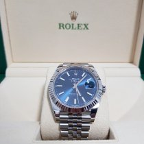 Rolex Datejust 126334 Πολύ καλό Ατσάλι Αυτόματη