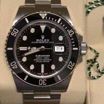 Rolex Submariner Date neu 2021 Automatik Uhr mit Original-Box und Original-Papieren 126610LN Submariner Date  02/2021  NEU LC 100 41 mm