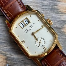 A. Lange & Söhne Yellow gold 29mm Manual winding 103.021 pre-owned