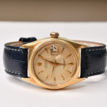 Rolex 6305 Yellow gold 1959 Datejust 36mm pre-owned