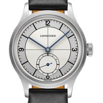 Longines Heritage L2.828.4.73.0 New 38.5mm Automatic Canada, STERLING HEIGHTS