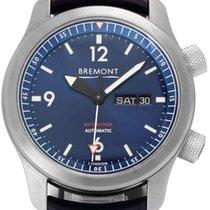 Bremont U-2 Steel 42mm