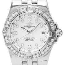 Breitling Galactic 30 Acero 30mm