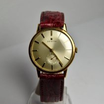Zenith Stellina Yellow gold 34mm Silver No numerals
