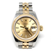 Rolex datejust 17313 Gold/Steel Datejust 26mm pre-owned United States of America, Texas, Houston