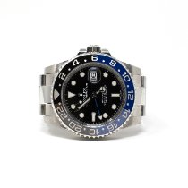 Rolex GMT-Master II Steel 40mm Black No numerals United States of America, Texas, Houston