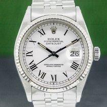 Rolex Datejust Steel 36mm Grey Roman numerals United States of America, Massachusetts