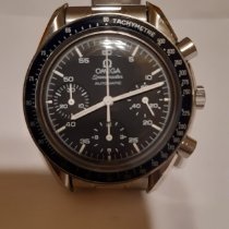Omega Speedmaster Reduced Steel Black