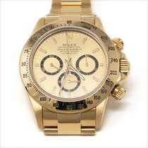 Rolex 16528 Yellow gold 1993 Daytona 40mm pre-owned United States of America, Texas, Houston