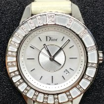 Dior Christal Steel 34mm Mother of pearl No numerals United States of America, Florida, Miami