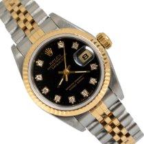 Rolex Lady-Datejust 69173 Ottimo Oro/Acciaio 26mm Automatico Italia, Rimini