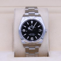 Rolex Explorer Steel 39mm Black Arabic numerals United States of America, Tennesse, Nashville