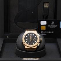 Hublot Big Bang 44 mm pre-owned 44mm Black Chronograph Date Rubber