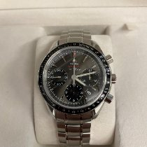 Omega 323.30.40.40.06.001 Steel Speedmaster Date 40mm new