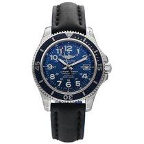 Breitling Superocean II 42 Steel 42mm Blue Arabic numerals United States of America, Florida, Sarasota