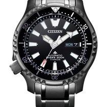 Citizen Promaster Titanium 42mm Black No numerals