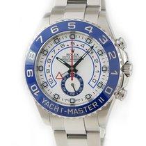 Rolex Remontage automatique Blanc occasion Yacht-Master II