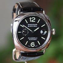 Panerai Radiomir Black Seal Black Arabic numerals United States of America, Missouri, Chesterfield