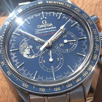 Omega 311.30.42.30.03.001 Acier 2018 Speedmaster Professional Moonwatch 42mm occasion