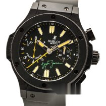 Hublot Big Bang Ceramic 44mm Black No numerals