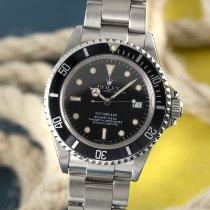 Rolex Sea-Dweller Stål 40mm Sort