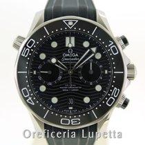 Omega Acier 44mm Remontage automatique 21032445101001 occasion
