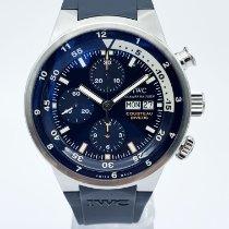 IWC Aquatimer Chronograph Acier 44mm Bleu France, Paris