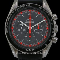 Omega Speedmaster Professional Moonwatch occasion 42mm Chronographe Cuir