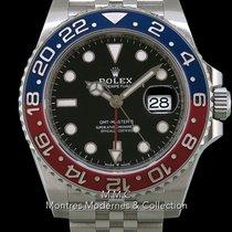 Rolex GMT-Master II Acier 40mm Noir France