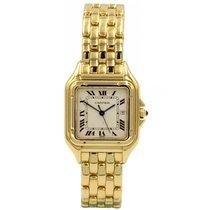 Cartier Yellow gold Quartz 887968 pre-owned