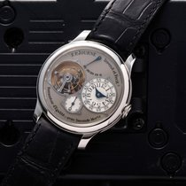 F.P.Journe Platinum 40mm Manual winding Souveraine new United States of America, New York