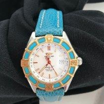 Breitling Lady J nuevo 2000 Cuarzo Reloj con documentos originales D52065