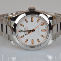 Rolex Milgauss 116400 Very good Steel 40mm Automatic