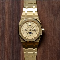 Audemars Piguet Royal Oak Perpetual Calendar Or jaune Or France, Paris
