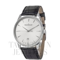 Jaeger-LeCoultre Master Ultra Thin Date Steel 40mm Silver United States of America, New York, Hartsdale