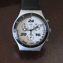 Swatch Aluminum Quartz 40mm new