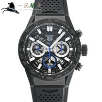 TAG Heuer Automatic Black 43mm pre-owned