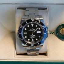 Rolex Submariner Date Steel 40mm Black No numerals United States of America, Florida, Boynton Beach