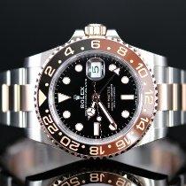 Rolex GMT-Master II Gold/Steel 40mm Black No numerals United Kingdom, Whitby- North Yorkshire