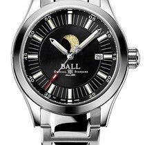 Ball Engineer II neu 2020 Automatik Uhr mit Original-Box und Original-Papieren NM2282C-SJ-BK