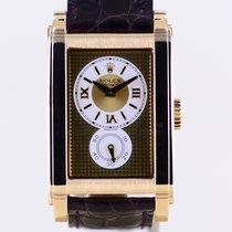 Rolex Cellini Prince Sárgaarany 28mm Arany Számjegyek nélkül