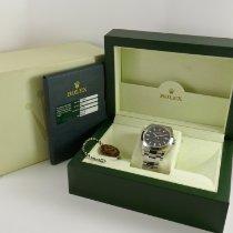 Rolex Milgauss Ατσάλι 40mm Μαύρο Xωρίς ψηφία