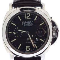 Panerai Luminor Power Reserve PAM 00090 Très bon Acier 44mm Remontage automatique