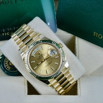 Rolex Day-Date 40 Yellow gold 40mm Gold United States of America, Michigan, Detroit