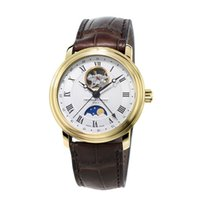 Frederique Constant Classics Moonphase new 2018 Automatic Watch with original box and original papers FC-335MC4P5